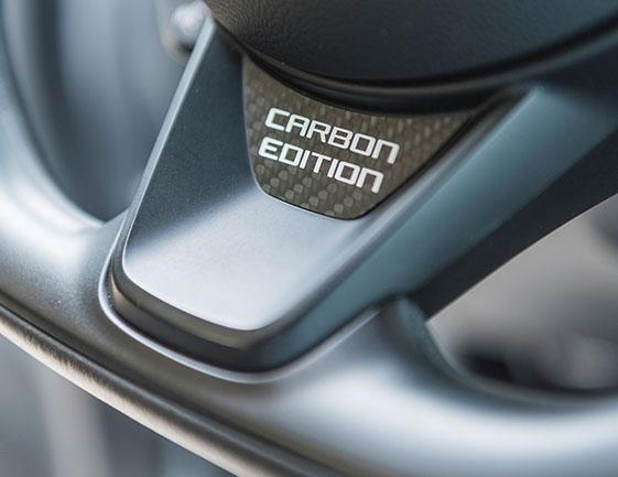 Carbon part